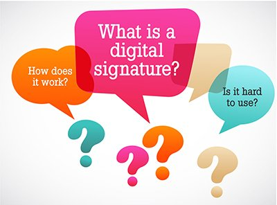 digital signature and its uses